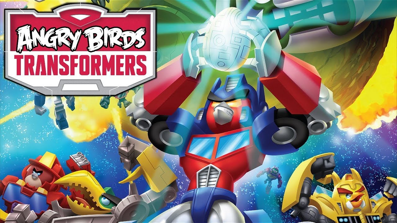 Download — Angry Birds Transformers MOD APK